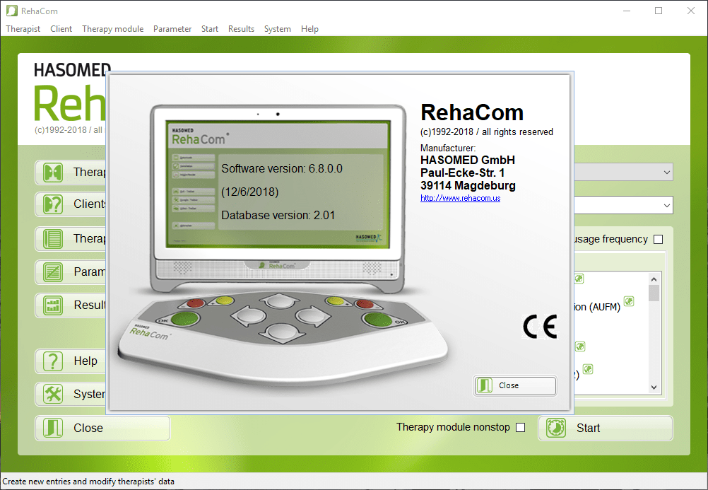 دانلود نرم افزار توانبخشی RehaCom به همراه کرک